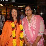MOMENTS WITH SADHV BHAGAWATIJII